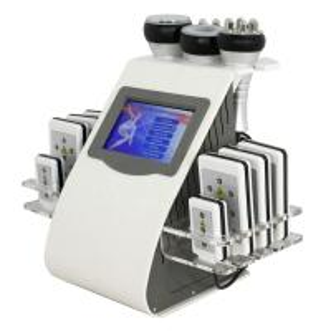 China Multi Functional Vacuum Fat Cavitation Machine / Lipo Slimming Machine on sale