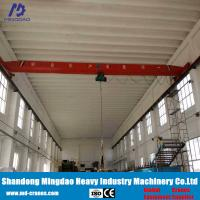 China Pendent + Remote Hoist Control Overhead Hoist Crane with Lower Price on sale