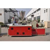 Buy cheap WPC Sheet Extrusion Equipment Line/Wood plastic Extrusion Equipment Line from wholesalers