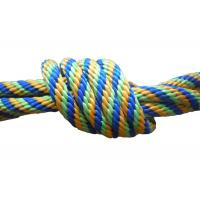 Quality Multicolor Braided nylon / Polypropylene Non Elastic Tape Rope spandex fabric pulley wholesale