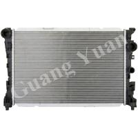 Quality Aftermarket Engine Parts Mercedes Benz Radiator With Aluminum Core And Plastic Tank wholesale