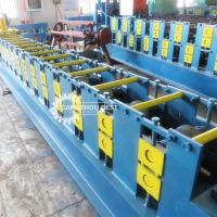 China New Automatic Roller Shutter Door Steel Sheet Making Roll Forming Machine on sale