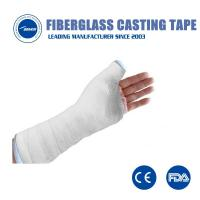 China Durable Fiberglass Casting Tape waterproof Soft Cast Bandage Medical Cast Tapes orthopedic on sale
