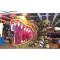 Quality Customized Mini Mobile 5D Cinema Dinosaur Box With Simulation System wholesale