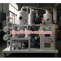 Quality Double-Stage Vacuum Transformer Oil Purifier, Insulation Oil Recycling Reclamation  Machine,hot new product wholesale