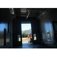Quality Air Flow Inverter Control Side Draft Paint Booth , Custom Spray Booth Hire wholesale