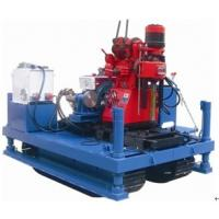 Buy cheap Hydraulic Chuck Crawler pindle rotatory Drilling Rig Mineral Exploration from wholesalers