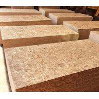 Quality Natural Wood Color Oriented Strand Board 9 - 20mm Thickness With Polished Surface wholesale
