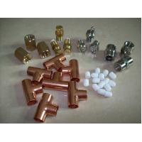 China Industrial Pressure Stainless Steel Spray Nozzles , Ceramic Nozzle For Cooling on sale