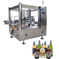 China Fully Automatic Bottle Labeling Machine Cold Glue Labeling Machine on sale