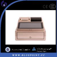 Quality All in One Programmable Portable Electronic Cash Register 15'' Dual Screen wholesale