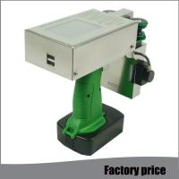 Quality Small Hand Industrial Inkjet Printer Code Printing Machine With Fast Dry Ink Cartridge wholesale