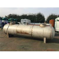 Quality Frosting / Polishing Removing Underground Oil Storage Tanks For Gas Station / Household wholesale