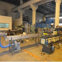 Quality PP PE mastbatch twin screw extruder machine wholesale