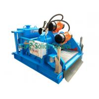 Quality 1.5kw*2 Linear Motion Shale Shaker For Drilling / Oilfield Shale Shaker wholesale