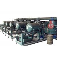 Quality Dirty Used Motor Oil Recycling Equipment , Multifunction Waste Oil Refinery Machine wholesale