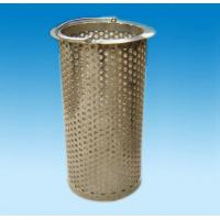 Quality Polished  Perforated metal tube /perforated metal tube wholesale