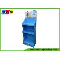 Quality Retail POS Quarter Pallet Display , Cardboard Shipper Displays For Kids Toys Promotion FL153 wholesale