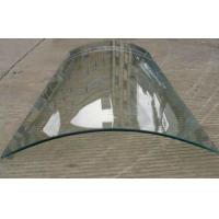 Quality CE , ISO , CCC Approved heatproof Curved Tempered Glass Thermal insulation wholesale