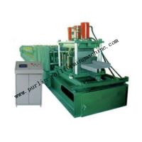 Quality Metal C Z Purlin Roll Former , Cold Purlin Roll Forming Machinery High Speed wholesale