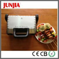 Quality new professional barbecue grill BBQ panini grill wholesale