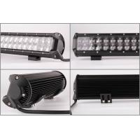 Quality 4d Lens Waterproof Vehicle LED Light Bar High Intensity 4x4 For Jeep Trucks wholesale