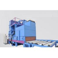 Quality Automatic Shot Blasting Machine for cleaning heavy welded steel structure wholesale