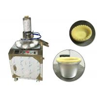 Quality Egg Tart Dough Maker Machine Commercial Custard Tarts Forming Machine wholesale