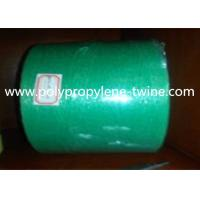 Quality 5 mm Colorful Banana Twine UV Protection and Raw Virgin Polypropylene Material wholesale