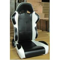 Quality Eco Friendly Sports Car Seats , Light Weight Racing Seats Multi Material Colors wholesale