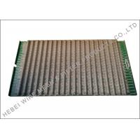 Quality Single Side Tension Solid Control Shaker Screen For Model 600 HP Series Shaker wholesale