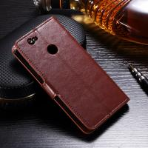 Quality Crazy Horse Huawei Nova Leather Case Durable Handmade 14.9 * 7.8 * 1.4 Cm wholesale
