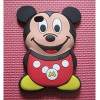 China silicone rubber mobile case with embossed logo for promotion gift on sale