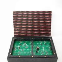 China RGB 16 X 32 Dots LED Display Controller Card for Advertising / Digital / Alphabet on sale
