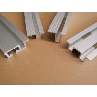Cheap 8 - 10um Natural Anodized Aluminium Channel Profiles with CNC Machining for sale
