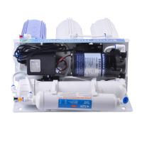 Quality White Undersink Reverse Osmosis Water Filtration System 5 Stages KK-RO50G-A wholesale