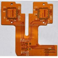 Quality High Speed 4 Layer FPC Flexible Printed Circuit DuPont PI+ Cover Film Inner Outer wholesale