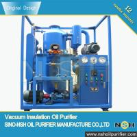 Quality 2016 HOT Sale Transformer Oil Filtration Machine With Oil Dehydration and Impurities Remove wholesale