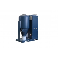 China Central Automatic Volume Control Vacuum Fume & Dust Collector on sale