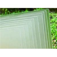 Quality Ultra Clear Solar Panel Glass 3.2mm Thickness Photovoltaic Transparent Glass wholesale