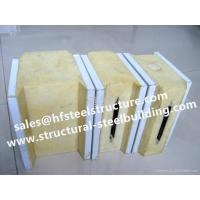 Quality Steel Building Cold Room Panel , EPS / PU sandwich panels for cold room and prefab house wholesale