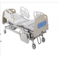 Buy cheap Safe And Solid Manual Patient Bed Multifunction Functional Controll Caster Epoxy from wholesalers
