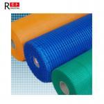 Quality Lightweight Fiberglass Mesh Roll / Plain Woven Fiberglass Cloth Roll wholesale
