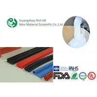 Quality Safety LSR Liquid Silicone Rubber Fit Molding And Extrusion Manufacturing Process wholesale