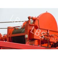 Quality Low Energy Consumption Offshore Marine Tow Winch mm - 190mm Wire Diameter wholesale