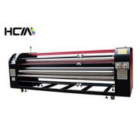 Quality Textile Controler Oil Heat Transfer Machine Roller / Roll To Roll Sublimation Machine wholesale