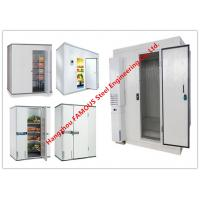 Quality Kitchen Small Cold Room Panel With Refrigeration Unit Food Storage Cold Chamber For Restuarant Use wholesale