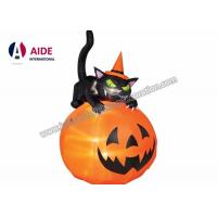 Cheap Halloween Pumpkin Decorations With LED Lights for sale