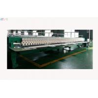 Quality Mixed Auto curtain / Clothing Lace Embroidery Machine 6 needle 56 head wholesale