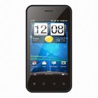 Quality Dual Camera/SIM Smartphone with Android 2.3.6 OS wholesale